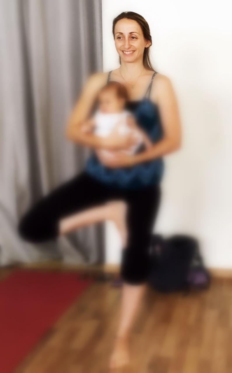 יוגה לנשים בהריון ואחרי לידה